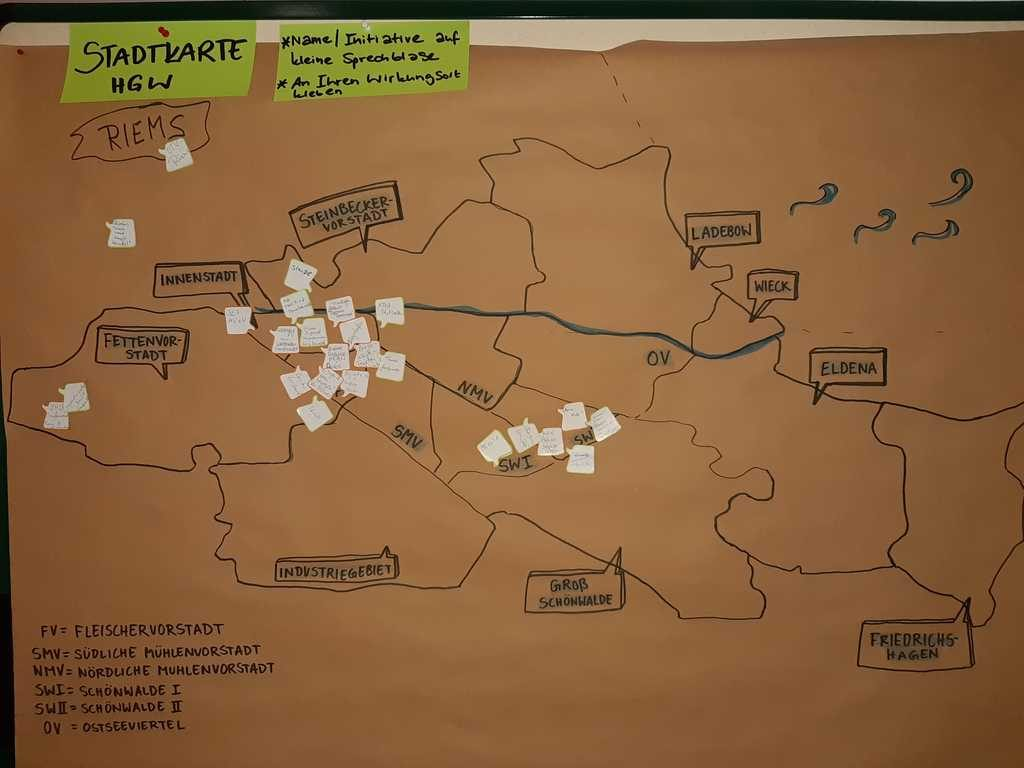 stadtkarte greifswald demokratiekonferenz