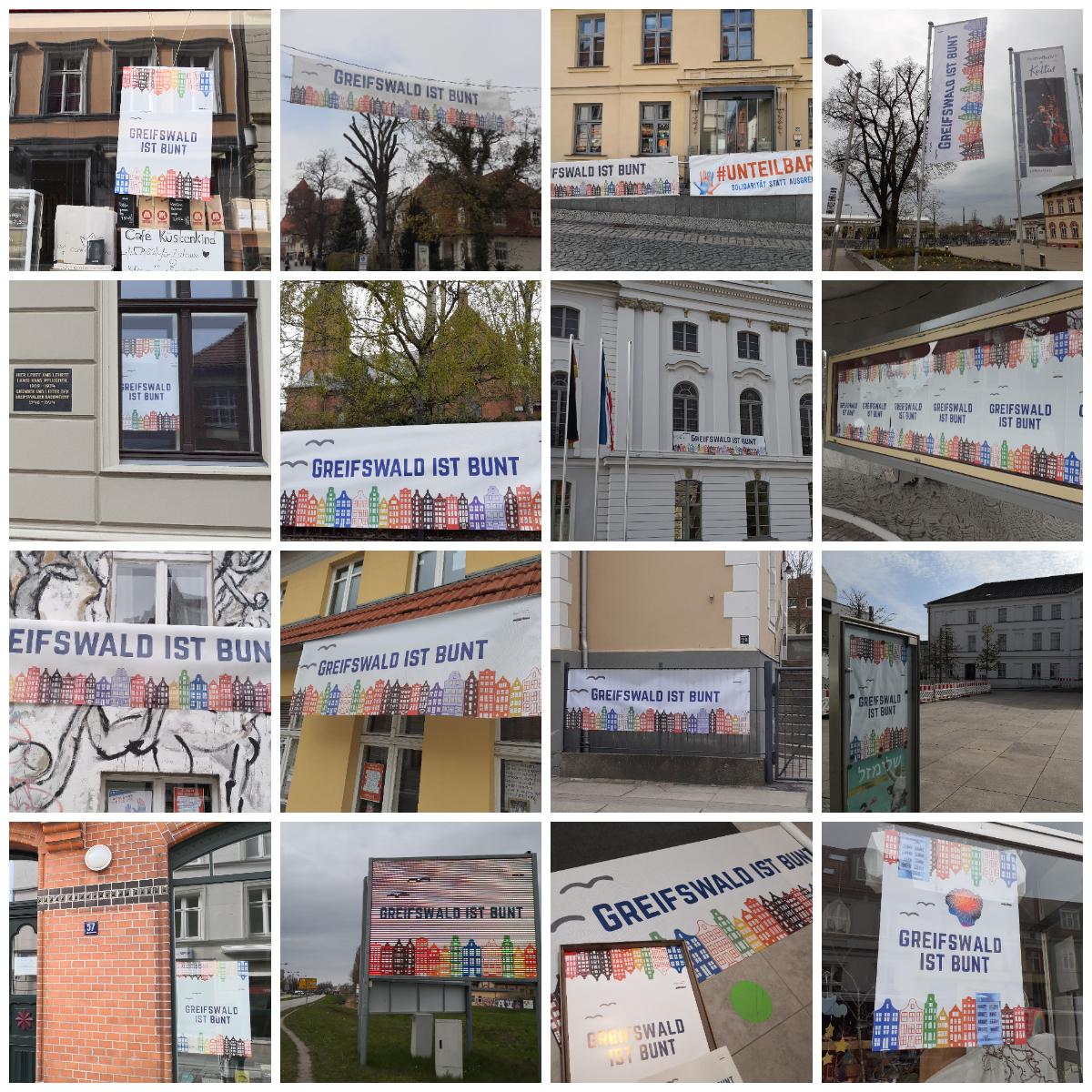 Rückblick: Aktionstag 1. Mai in Greifswald